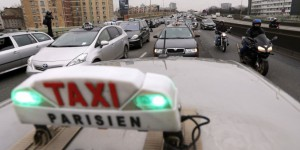 Les taxis se mobilisent à travers l'Europe contre les VTC