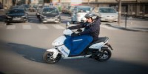 Cityscoot, le scooter électrique en libre service arrive à Paris