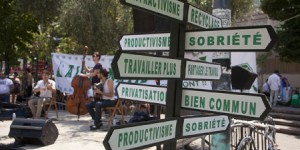 Alternatiba, le village global et climatique qui monte, qui monte