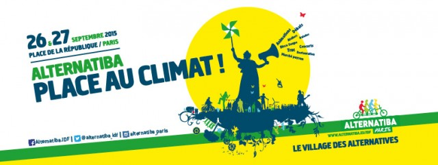 Greenpeace avec Alternatiba !