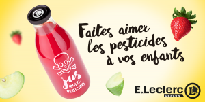 Jus multi-pesticides : un cocktail détonant !