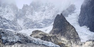 Un glacier du Mont-Blanc menace de se détacher
