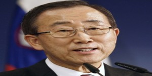 Réchauffement climatique – Ban Ki-moon s'inquiète de l'inaction de la communauté internationale