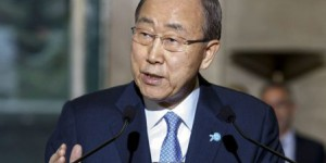 Ban Ki-moon exhorte à conclure un accord