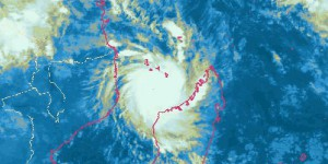 Mayotte sous la menace du cyclone Hellen