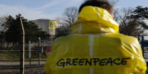 VIDEO. Occupation de Fessenheim : 55 militants de Greenpeace en garde à vue