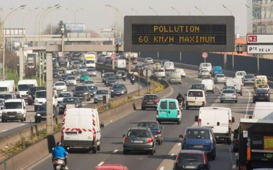 Paris : la pollution de l'air va s'aggraver jeudi