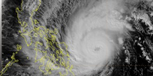 VIDEO. Le typhon Hagupit frappera les Philippines ce week-end