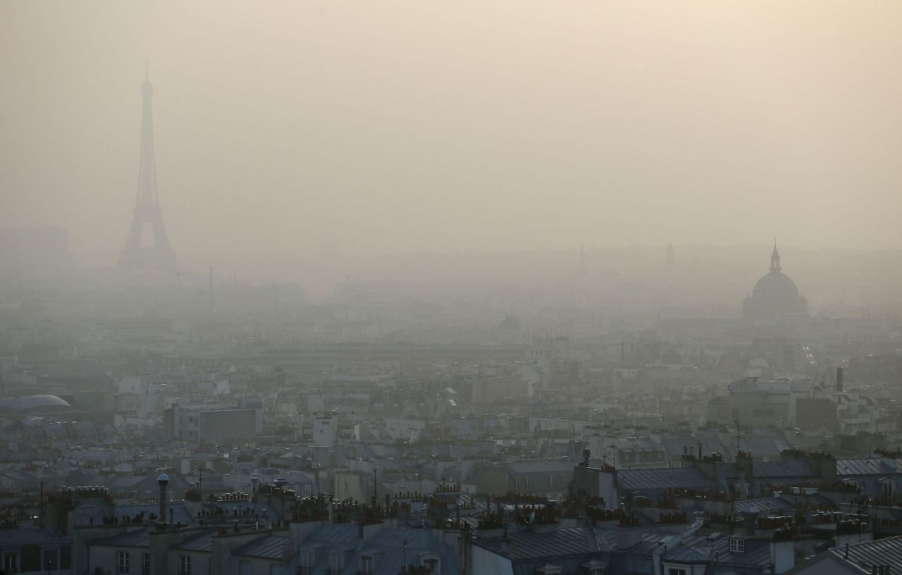 Pollution : la situation pire que prévue en Ile-de-France