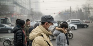Chine : record de pollution à Pékin