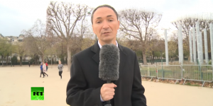 VIDEO. COP21 : l'ex Monsieur Météo de France 2 recruté par Russia Today