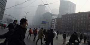 Chine : 179 jours de pollution intense en 2015 à Pékin, un record