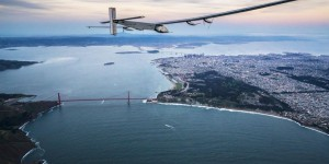 VIDEOS. L'avion solaire Solar Impulse reprend son tour du monde