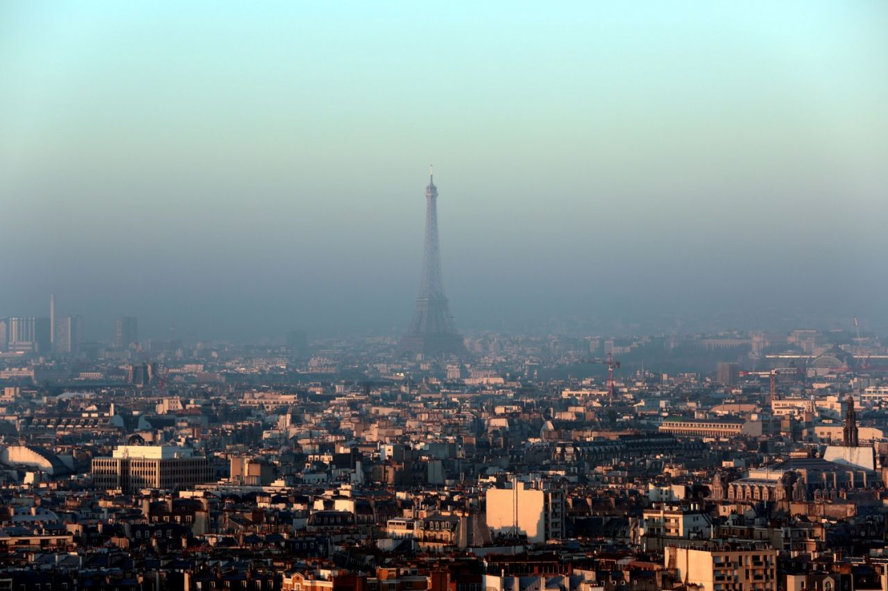 La pollution fait près de 50 000 morts par an en France