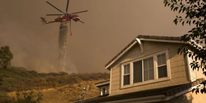 EN IMAGES. Incendie en Californie : le monstre arrive en ville
