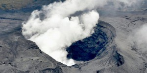 VIDEO. Japon : éruption «explosive» du volcan Aso
