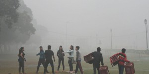 EN IMAGES. Inde : New Delhi suffoque sous la pollution