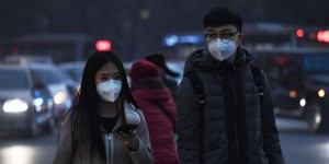 Nuage de pollution : la Chine en alerte rouge
