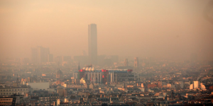 Pollution : un pic mardi en Ile-de-France, stationnement résidentiel gratuit à Paris
