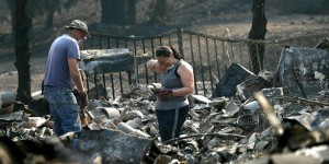 Incendies en Californie : les vents s'intensifient, le bilan grimpe à 36 morts