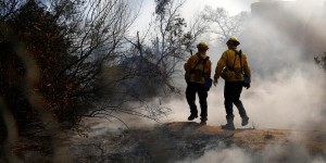 EN IMAGES. Pas d'accalmie sur le front des incendies en Californie