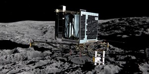 Communications coupées avec le robot Philae: «Fin d'une mission fascinante»