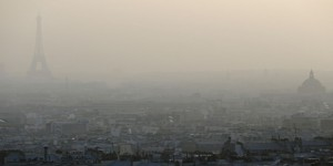 Pollution : circulation alternée lundi à Paris