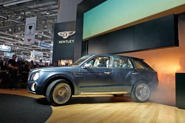 90 des bentley seront hybrides. Black Bedroom Furniture Sets. Home Design Ideas