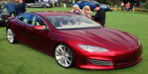 Pebble Beach 2014 : Saleen présente la Saleen Tesla Foursixteen