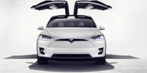 Tesla Model X – les photos