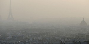 La pollution de l'air responsable de 48.000 morts par an en France