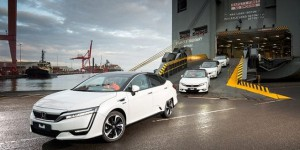 Voiture hydrogène : la Honda Clarity Fuel Cell arrive en Europe