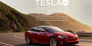 Tesla on Tour : les Model S et Model X en tournée estivale