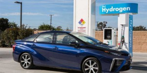 Hydrogène : plus de 3000 Toyota Mirai vendues en Californie