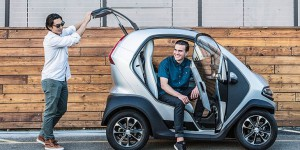 Eli Electric lance la commercialisation de son quadricycle « Eli Zero »