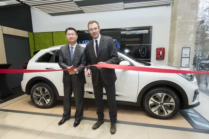 Kia : De l'inauguration d'une concession EV aux perspectives en France