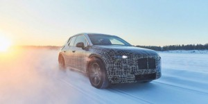 BMW soumet son iNEXT aux conditions polaires