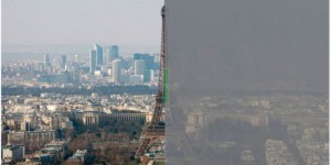 Pollution à Paris : la circulation alternée a eu un « impact visible »