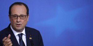 Climat : 'L'Europe montre l'exemple' selon François Hollande