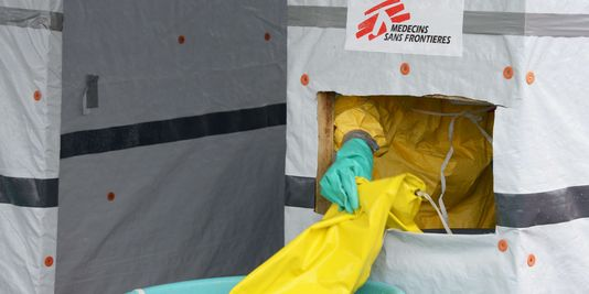 Un premier cas d'infection au virus Ebola diagnostiqué aux Etats-Unis
