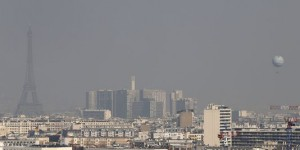 Un pic de pollution redouté à Paris vendredi