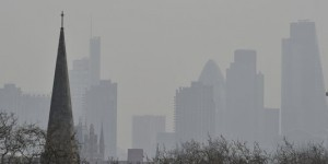 L'impact sanitaire de la pollution de l'air coûte 1 400 milliards d'euros par an à l'Europe