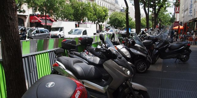 Comment Paris espère devenir « la capitale de la moto »