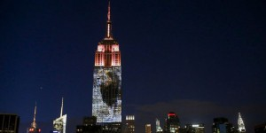 L'Empire State Building s'illumine pour les animaux en danger