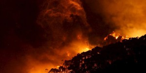 Immenses incendies dans le sud de l'Australie