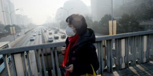 La Chine suffoque dans son nuage de pollution