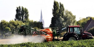 Pesticides : le méthamsodium interdit en France