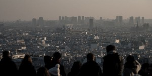 Pollution de l'air : l'inquiétante carte des écoles de Paris