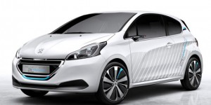 Peugeot  208 HYbrid Air 2L : objectif incertain