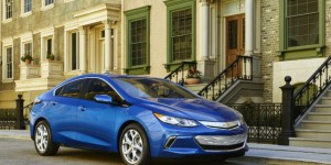 Nouvelle Chevrolet Volt : plus fluide, plus efficiente